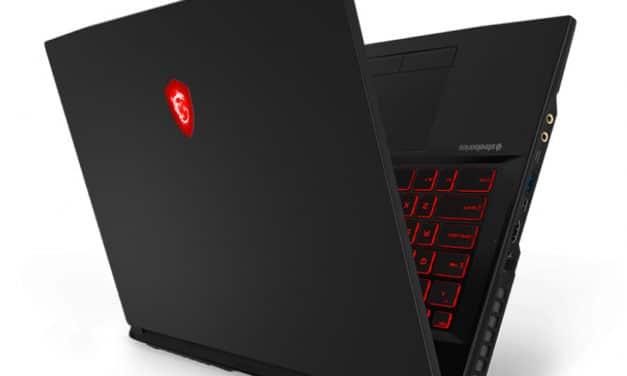 "MSI GL75 9SFK-1242FR, PC portable 17"" 144Hz gamer créatif puissant RTX 2070 (1849€)"