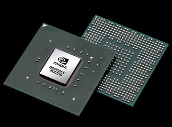 NVIDIA GeForce MX330