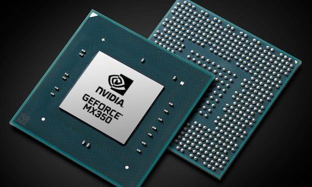 """<span class=""""tagtitre"""">NVIDIA - </span>GeForce MX330 et MX350 officielles, nouvelles cartes graphiques pour PC portables"""
