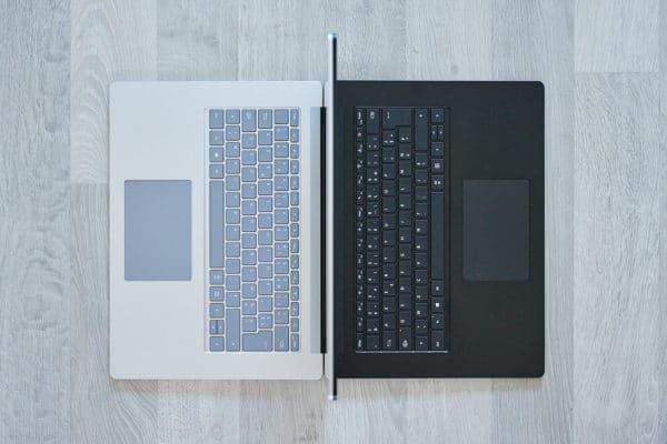 Test Microsoft Surface Laptop 3 15 pouces