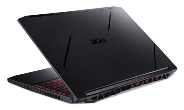"""Acer Nitro 7 AN715-51-760D, PC portable 15"""" 144Hz gamer créateur GTX 1660 Ti SSD 1 To 7h (1359€)"""