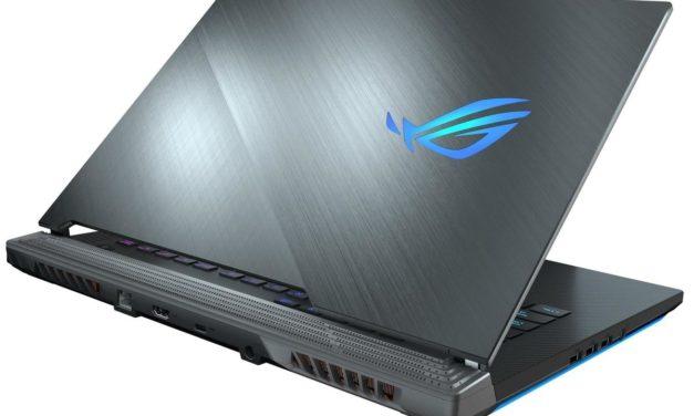 "Asus ROG G G531GT-AL018T, PC portable gamer 15"" polyvalent (1299€)"