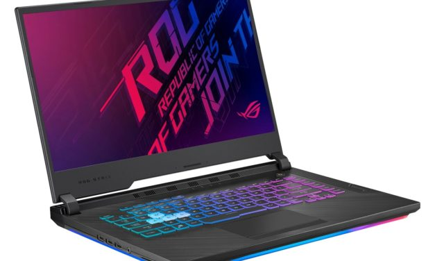 "Asus ROG Strix G531GU-AL356T, PC portable gamer 15"" rapide GTX 1660 Ti (1499€)"