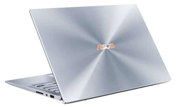 """<span class=""""nouveau"""">Nouveau 799€</span> Asus Zenbook UM431DA-AM077T, ultrabook 14 pouces design et productif"""