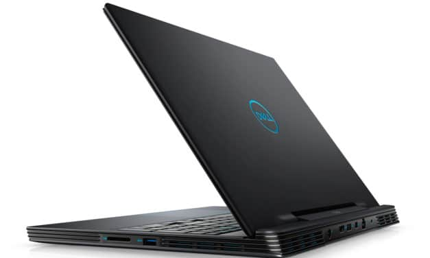"Dell G5 15 5590, PC portable 15"" IPS Full HD gamer créatif GTX 1660 Ti (1519€)"