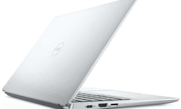 """Dell Inspiron 14 7490, ultrabook 14"""" compact et léger, 1 journée d'autonomie (899€)"""