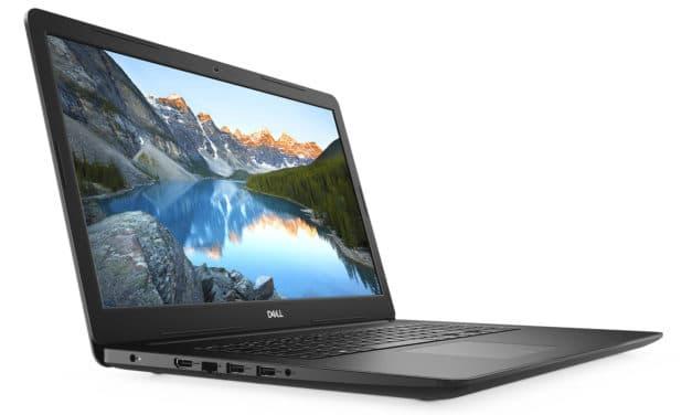 Dell Inspiron 17 3781, PC portable 17 pouces noir rapide CD/DVD (525€)
