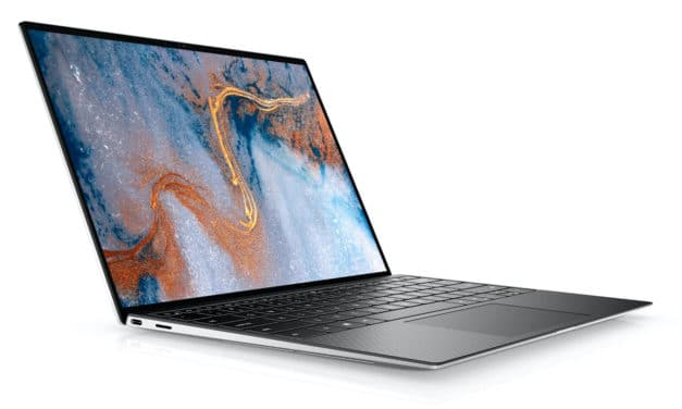 "Dell XPS 13 9300, ultrabook borderless 13"" premium pour le multimédia (1899€)"
