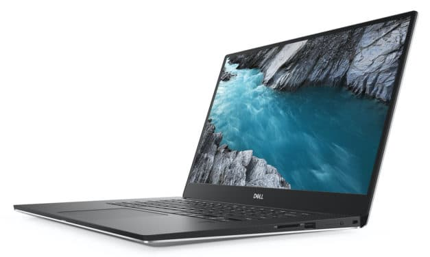 "<span class=""promo"">Promo 1899€</span> Dell XPS 15 7590, ultrabook 15"" polyvalent OLED 4K et GTX 1650"