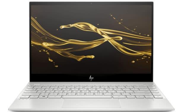 """HP Envy 13-aq0026nf, ultrabook compact 13"""" pour la confidentialité (879€)"""