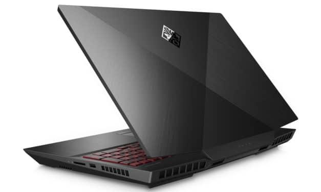"""HP Omen 17-cb0054nf, PC portable 17"""" 144Hz joueur puissant RTX 2080 orienté création TB3 (2523€)"""