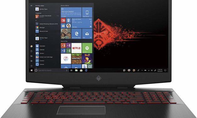 """HP Omen 17-cb0055nf, PC portable gamer 17"""" avec RTX 2060 et 144Hz (1635€)"""