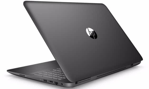 """HP Pavilion 15-bc509nf, PC portable 15"""" noir polyvalent GTX léger (719€)"""