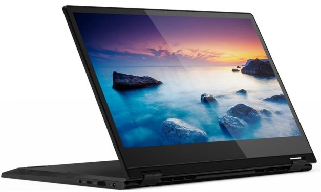 Lenovo IdeaPad C340-14IML, 14 pouces convertible en tablette productif (889€)