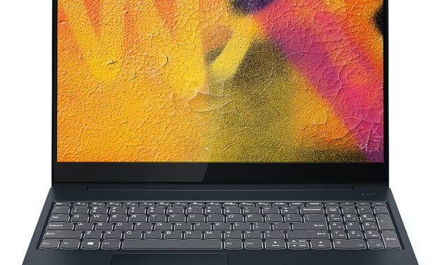 Lenovo IdeaPad S340-15IWL, ultrabook 15 pouces bleu bureautique (599€)