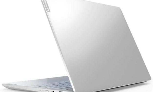 Lenovo IdeaPad S540-13IML, ultrabook 13 pouces léger QHD (809€)