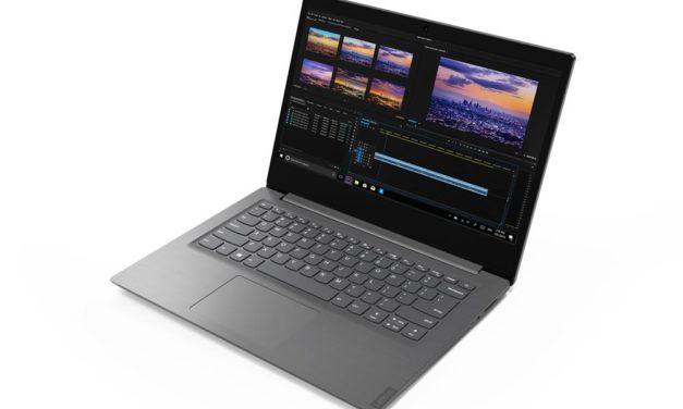 """Lenovo V14 et V15 ADA, PC portables 14"""" et 15"""" AMD Picasso fins et légers d'entrée de gamme"""