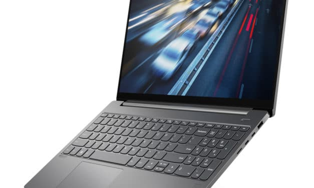 "Lenovo Yoga S740-15IRH-123, Ultrabook 15"" performant créatif gamer GTX 1650 9h (1699€)"
