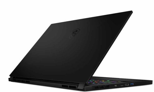 MSI GS66 Stealth et MSI GE66 Raider, PC portable gamer 15 pouces 300Hz avec Core i9-10980K (octo-core) et RTX 2080 Super