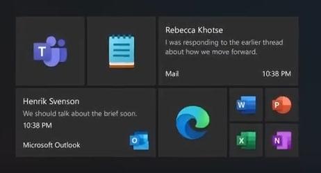 Windows 10 nouveau menu demarrer explorateur