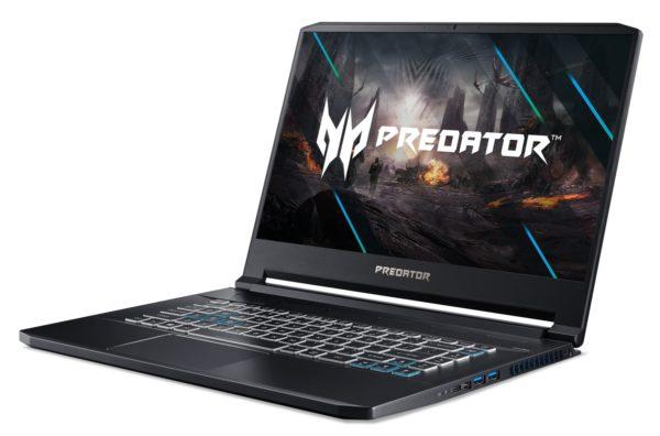 Acer Predator Triton 500 Comet Lake-H RTX Super