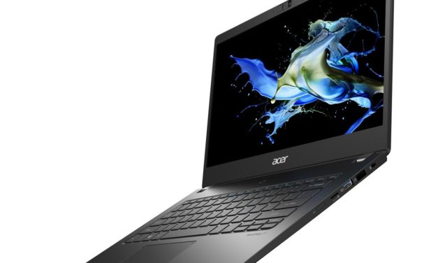 """Acer TravelMate P6 P614-51T-G2-57WE, Ultrabook 14"""" tactile Pro léger 8h rapide SSD 1 To (1299€)"""
