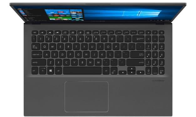 """Asus P15 P1504JA-EJ123R, Ultrabook 15"""" polyvalent Windows 10 Pro fin rapide et léger (999€)"""