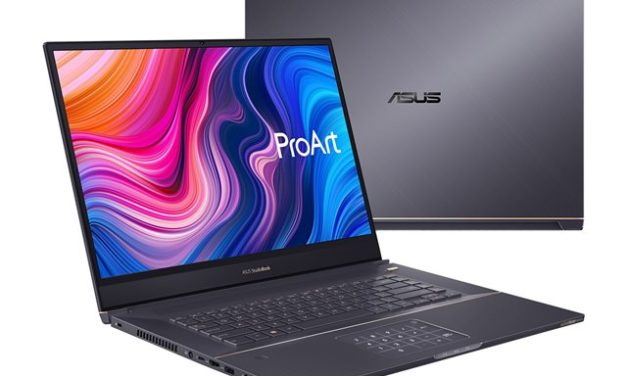 "Asus ProArt StudioBook Pro 17 W700G2T-AV069R, Ultrabook 17"" Quadro performant léger résolument Pro (2879€)"