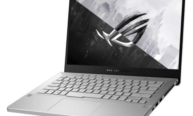 "Asus Zephyrus G14 GA401IU-017T, ultrabook gamer 14"" puissant Octo Core (1799€)"