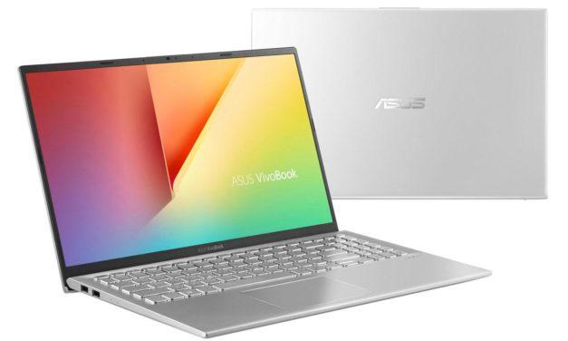 Asus VivoBook A512JA-EJ133T, ultrabook 15 pouces léger rapide et grosse capacité (862€)