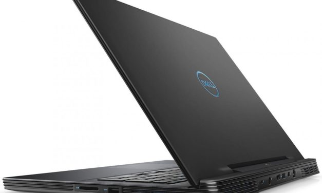 Dell G7 17 7790, PC portable gamer 17 pouces 144Hz et RTX 2060 (1499€)