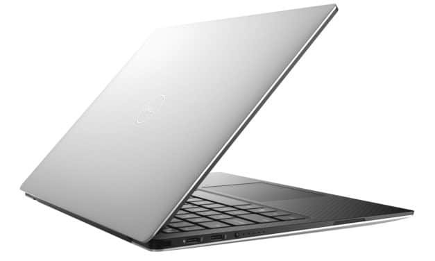 "Dell XPS 13 7390, Ultrabook 13"" 4K tactile argent/noir léger SSD 1 To rapide 9h TB3 Wi-Fi ax (1599€)"