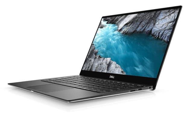Dell XPS 13 7390, ultrabook premium 13 pouces une journée d'autonomie (1149€)