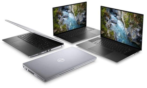 Dell XPS 17 9700, le nouveau PC portable filtre sur la toile, GeForce GTX 1650 Ti?
