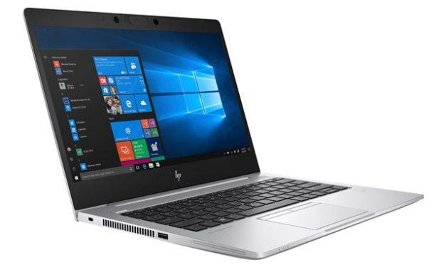 "HP EliteBook 735 G6 (7KP19EA), ultraportable 13"" Pro polyvalent rapide fin léger garanti 3 ans (1254€)"