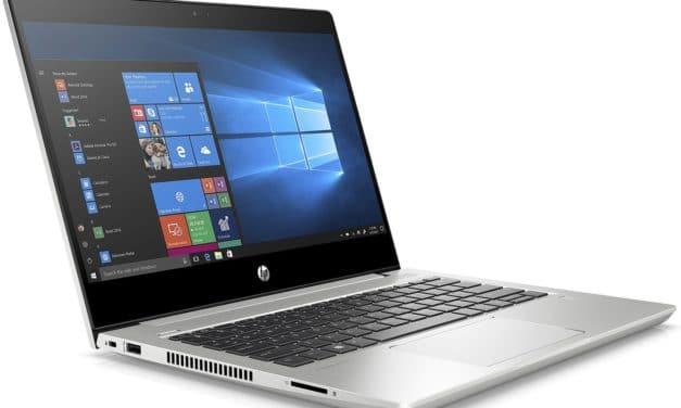 "HP ProBook 430 G6 (5PP55EA), Ultrabook 13"" Windows 10 Pro fin 10h, rapide et léger RAM 16 Go (1111€)"
