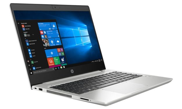 "HP ProBook 440 G7 (9VZ37EA), Ultrabook 14"" Pro argent fin léger rapide Wi-Fi ax 8h (915€)"