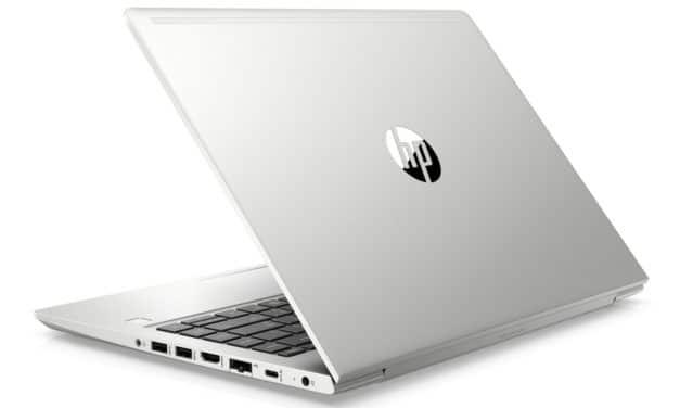 """HP ProBook 445 et 455 G7, PC portables 14"""" et 15"""" AMD Ryzen 4000 Renoir Octo Core Wi-Fi ax"""