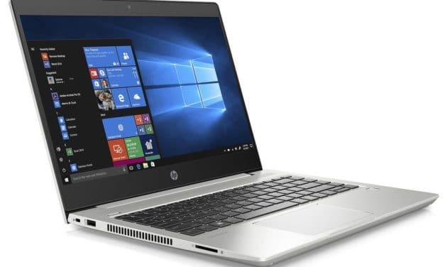"""<span class=""""promo"""">Promo 891€</span> HP ProBook 445R G6 Pro (7DD90EA), PC portable 14"""" Pro polyvalent rapide fin et léger 7h"""