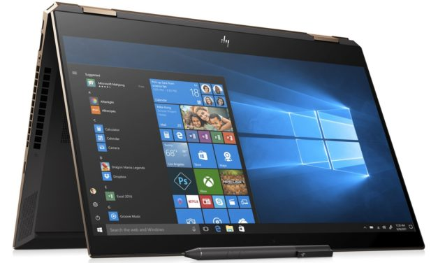 "HP Spectre x360 15-df1003nf, Ultrabook 15"" 4K OLED tactile Tablette multimédia GTX 1650 SSD 1 To (1899€)"