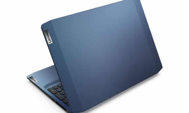 """Lenovo IdeaPad Gaming 3i, PC portable 15"""" polyvalent orienté joueurs Comet Lake-H et GTX"""