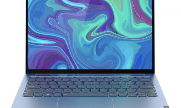 Lenovo IdeaPad S540-13IML, ultrabook 13 pouces bleu, léger, rapide et productif avec écran QHD (1169€)