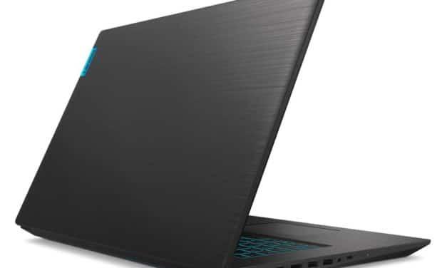 Lenovo Ideapad L340-17IRH, 17 pouces sobre et polyvalent GTX 1650 (949€)