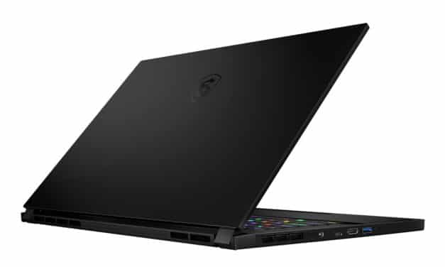 "MSI GS66 10SF-008FR Stealth, Ultrabook 15"" 300Hz gamer performant rapide fin léger TB3 (2319€)"