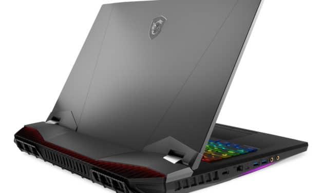 """MSI GT76 9SGS-244FR Titan DT, PC portable 17"""" 4K gamer puissant RTX 2080 Super Core i9 créatif (4999€)"""