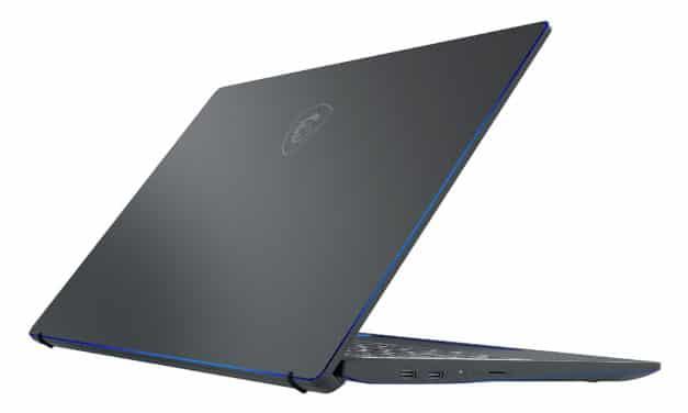 """MSI Prestige 14 A10RB-018FR, Ultrabook 14"""" polyvalent élégant fin rapide et léger (1399€)"""