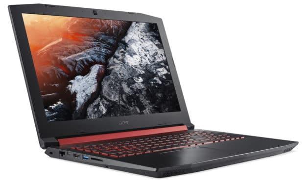 "Acer Nitro 5 AN515-52-73SG, PC portable 15"" polyvalent multimédia joueur GTX 1.1 To (1099€)"