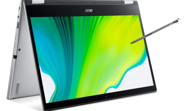 "Acer Spin 3 SP314-54N-7024, ultrabook convertible en tablette 14"" rapide SSD 1 To (1019€)"