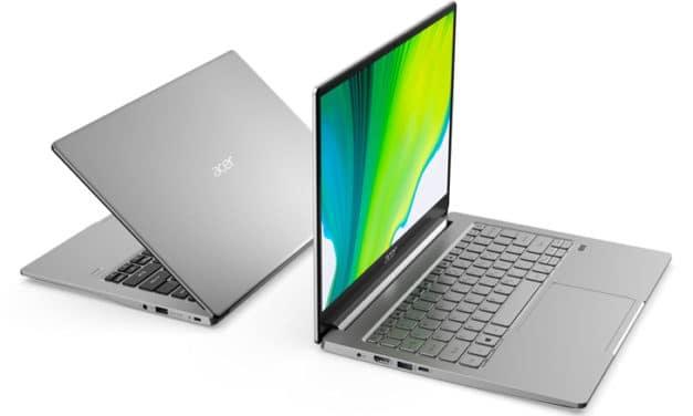 Test Acer Swift 3 SF314-42 : revue de presse des reviews du web