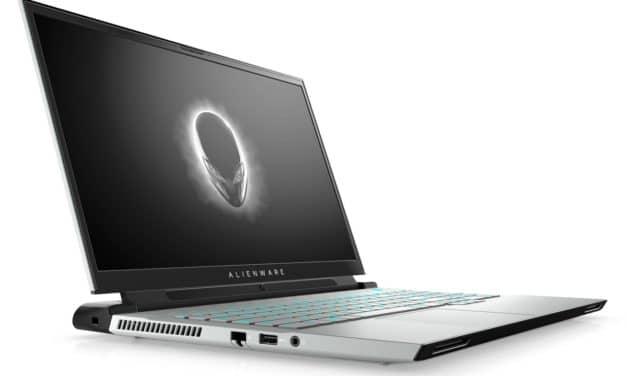 Alienware m15 et m17 R3 et Area-51m R2, nouveaux PC portables gamer OLED/300Hz, RTX Super/AMD Navi et Octo Core Comet Lake